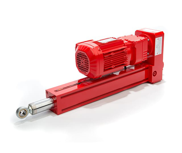 slz90p ball screw or acme screw electric actuator